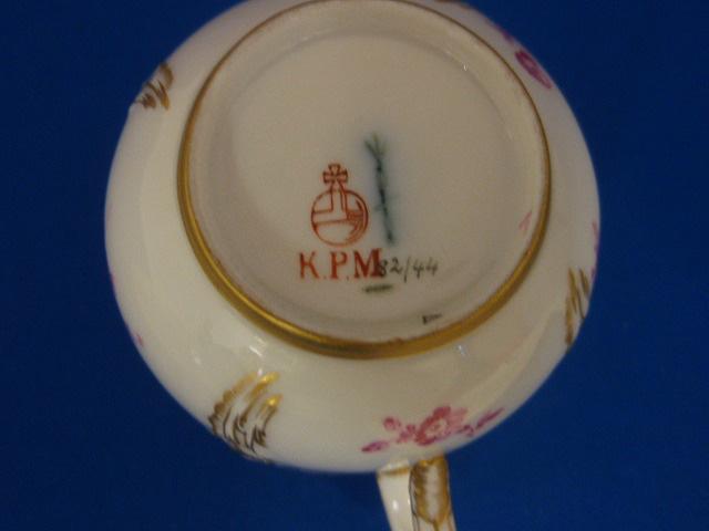 ベルリン王立磁器製陶所(KPM)