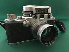 アンティークカメラ
